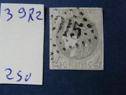 Ceres  No 39 - 1870 Bordeaux Printing