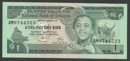 ETHIOPIA 1 BIRR. 1976. SIGN.1. PICK 30. UNC / NEUF - Etiopia