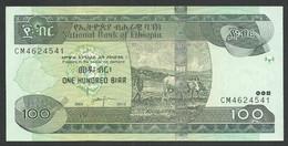 ETHIOPIA 100 BIRR. 2012. SIGN.6. PICK 52f. UNC / NEUF - Ethiopia