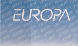 """Europa CEPT - 2000 Russia """"I Giovani E Il Futuro"""" Libretto Di 1v MNH** (rif. 6538 Cat. Unificato) - 2000"""