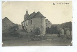 Sosoye Eglise ( Petits Défauts Dans Les Coins Inférieurs ) - Anhée