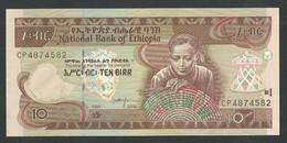 ETHIOPIA 10 BIRR. 2006. SIGN.6. PICK 48d. UNC / NEUF - Ethiopia