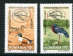 ROMANIA 1999 Europa: National Parks MNH / **.  Michel 5414-15 - Nuevos