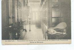 Saint-Servais : Pensionnat Des Soeurs De La Providence Et De L'Immaculée Conception La Salle De Musique - Namur