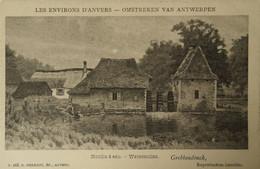 Grobbendonk - Grobbendonck // Moulin A Eau - Watermolen Ca 1900 Uitg. Hermans - Grobbendonk