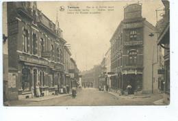 Tamines Rue De La Station ( Carte Ayant Voyagé ) - Sambreville