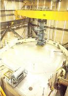 01 - Saint Vulbas - Centre De Production Nucléaire Du Bugey - Dalle Du Réacteur Avec Machine De Chargement - Centrale 1 - Otros Municipios