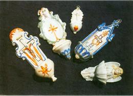 Carte De Membre Du Cercle Collectionneurs Du .Cantal : 1996  Thème : Les Bénitiers - Zonder Classificatie