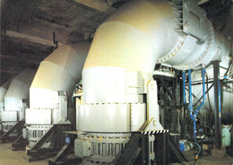 01 - Saint Vulbas - Centre De Production Nucléaire Du Bugey - Centrale 4/5 - Sortie D'eau Refroidissement Du Condenseur - Otros Municipios