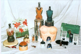 Carte De Membre Du Cercle Collectionneurs Du .Cantal : 2003  Thème : Les Parfums Gauthier - Zonder Classificatie