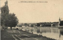 Fontaines Sur Saône - Andere Gemeenten