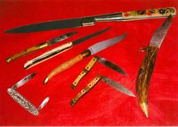 Carte De Membre Du Cercle Collectionneurs Du .Cantal : 2007  Thème : Les Couteaux - Zonder Classificatie