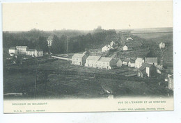 Walcourt Vue De L'Ennery Et Le Château - Walcourt