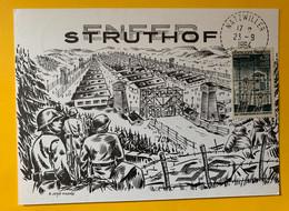 13413  - Enfer Struthof Natzwiller 23.09.1964 - 1960-69