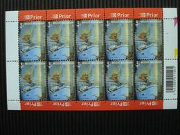 Volledig Postfris Velletje Zegels **3254** - Hojas