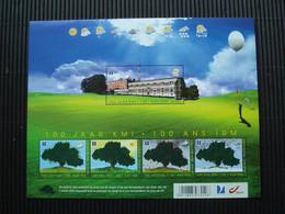 Volledig Postfris Velletje Zegels ** 100 Jaar KMI** - Hojas