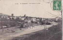 Corrèze - Allassac - Vue Générale Et La Gare - Andere Gemeenten