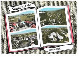 42 - PERIGNEUX - Souvenir - Livre Ouvert  (4 Vues) - Andere Gemeenten
