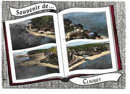 33 - CLAOUEY - Souvenir - Livre Ouvert - 4 Vues - Andere Gemeenten