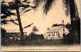 NOUVELLES HEBRIDES - Mission Catholique De Port Sandwitch - Other