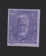 Faux Timbre De France Non émis, N° 293, 1 F 25 Victor Hugo Neuf Sans Gomme - Ungebraucht