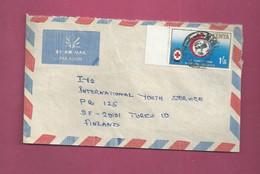 Lettre Du Kenya Pour La Finlande - Croix-Rouge - Croce Rossa