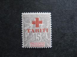 TAHITI : TB N° 35 , Neuf XX . - Nuovi