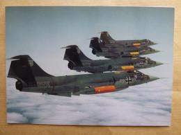 LUFTWAFFE   F-104G  MARINE - 1946-....: Era Moderna