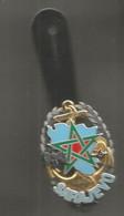JC , G , Insigne, Pucelle, MILITARIA , BATINF IV SARAJEVO ,mandat 1995 , RICM , 2 Scans , Drago ,  Frais Fr 2.15 E - Esercito