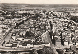 SARREBOURG Vue Aérienne (Scan Recto-verso) - Sarrebourg