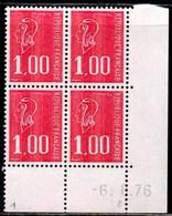 Coin Daté Bequet N° 1892 Du 6/8/1976 ** - 1970-1979