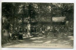 92 CLAMART Bois 29- Le Restaurant Et Le Bal Fontaine Sainte Marie 1918 écrite       /D12-2018 - Clamart