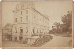 DINARD  -- CROLARD - Photo Originale Ancienne -  Le Grand Hotel - Old (before 1900)