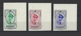 MAROC.  YT  N° 380/382  ND  Neuf **  1957 - Marokko (1956-...)