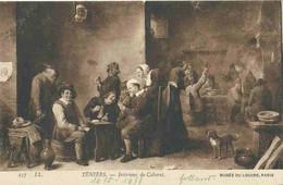 Teniers - Intèrieur De Cabaret - Kleinformat - Schilderijen