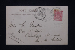 AFRIQUE DU SUD / RODHESIE - Affranchissement De La Cie Britannique De L'Afrique Du Sud En 1905 Sur CP - L 91506 - Other