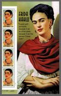 Amerika **  Bogenrand  - Frida Kahlo - - Non Classificati