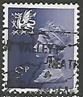GRANDE BRETAGNE N° 851 OBLITERE - Wales