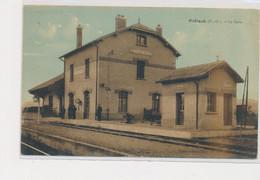 NEFIACH - La Gare - état - Altri Comuni