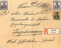 Allemagne Reich 1919  Lettre De Lurrach    (G1097) - Lettres & Documents