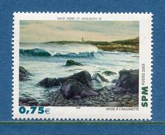 ⭐ Saint Pierre Et Miquelon - YT N° 841 ** - Neuf Sans Charnière - 2005 ⭐ - Ungebraucht