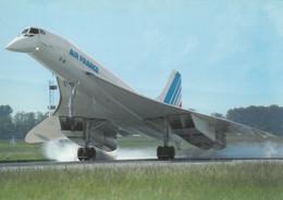 AEROSPATIALE /BAe CONCORDE F-BVFA  -  AIR FRANCE - 1946-....: Modern Tijdperk