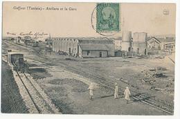 GAFFOUR - ATELIER DE LA GARE - Túnez
