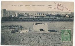 METLAOUI - N° 86 - PHILIPPE THOMAS VUE GENERALE - Túnez