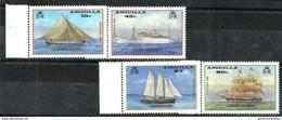 Anguilla Nº 658/61 En Nuevo - Anguilla (1968-...)