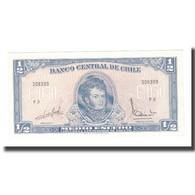 Billet, Chile, 1/2 Escudo, KM:134Aa, SPL+ - Chile