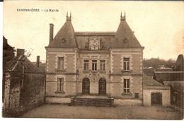 3J2  ---  37  SAVONNIERES  La Mairie - Other Municipalities