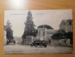 Le Grand Lucé(72)rue Du Pavillon (camion Rousseau à Bargy(metaux Chiffons)) - Le Grand Luce