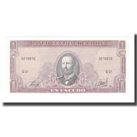 Billet, Chile, 1 Escudo, KM:135d, SPL - Chile