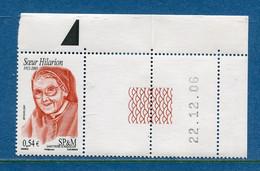 ⭐ Saint Pierre Et Miquelon - YT N° 882 ** - Neuf Sans Charnière - 2007 ⭐ - Unused Stamps
